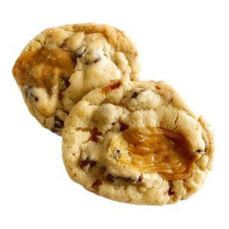 Budder Bakez Gourmet 200 mg THC Cannabis Cookies – Choco Toffee