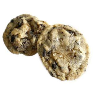 Budder Bakez Gourmet 200 mg THC Cannabis Cookies – Cookies & Cream
