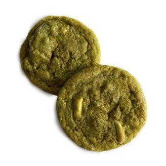 Budder Bakez Gourmet 200 mg THC Cannabis Cookies – Matcha Black Sesame