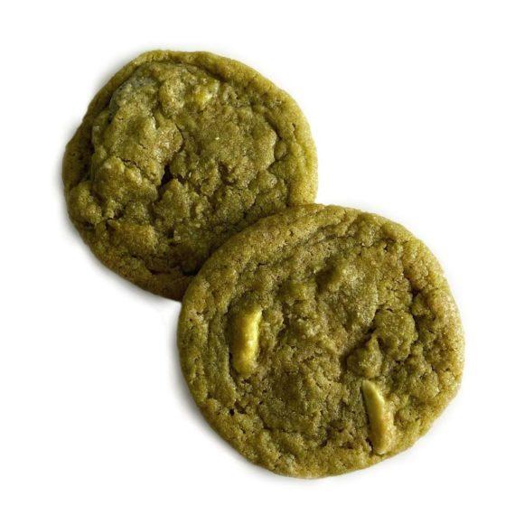 Matcha Black Sesame Budder Bakez Edibles Cookies