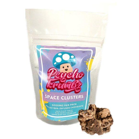 Psycho Krumbs Chocolate Mushrooms 3g