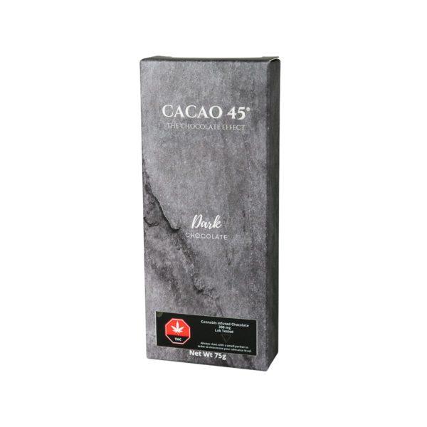 Dark Chocolate Cacao 45 Bar 300mg