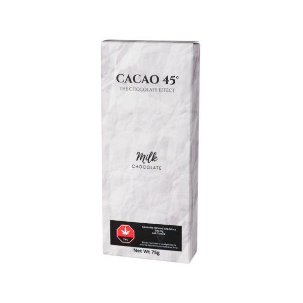 Milk Chocolate Cacao 45 Bar 300mg