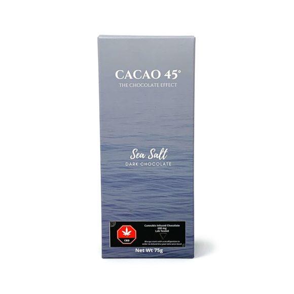Cacao-45-CBD-600mg-Sea-Salt-Front