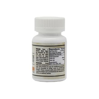 The Anonymous Content Co. 20:1 CBD Capsules 630mg