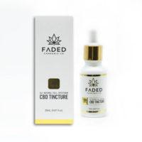Faded Cannabis Co. Full Spectrum CBD Tincture 500mg