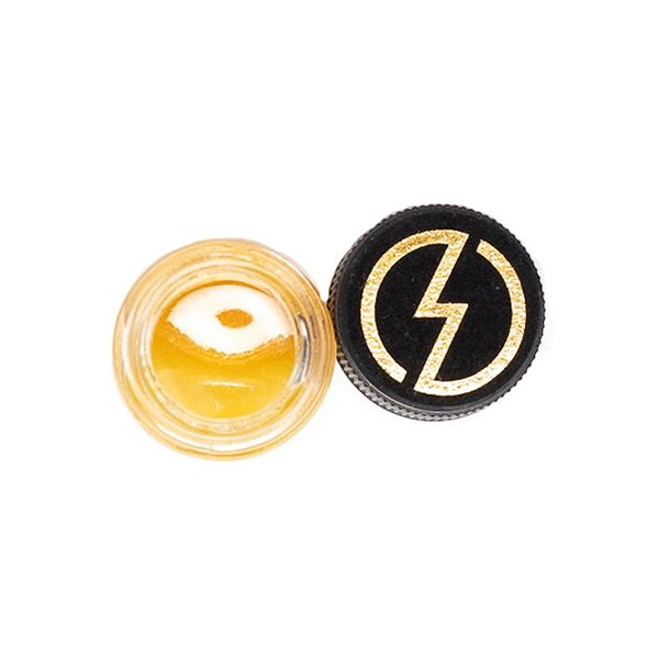 High Voltage Extracts – Pineapple Express HTFSE Sauce 1 Gram Top