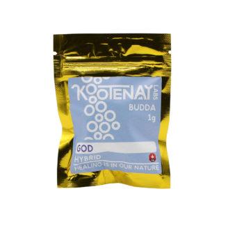Kootenay Labs Budder – God – Hybrid – 1g