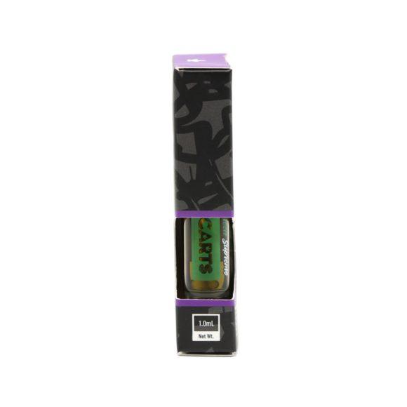 Green-Supreme-Cherry-Pie-Indica-1g-Vape-Cartridge-side-1