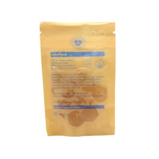 Kootenay Labs Elderflower 20mg CBD Gummies – 400mg