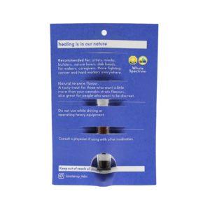 Kootenay Labs CBD Distillate Vape Cartridge 1g