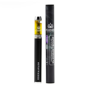 Faded Cannabis Co. Disposable Vape Pen – 1ml
