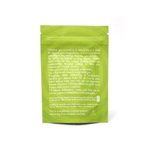 Alice Psilocybin Gummy – Green Apple – 1g