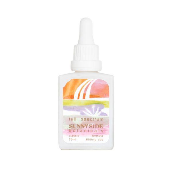 SunnySide-Botanicals-CBD-Full-Spectrum-600mg-30ml-Bottle-Front