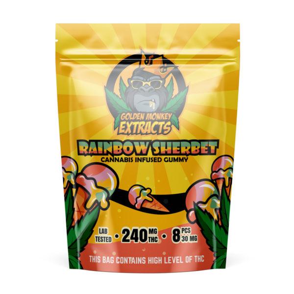 Golden-Monkey-Extracts-Rainbow-Sherbert-Gummies-30mgx8