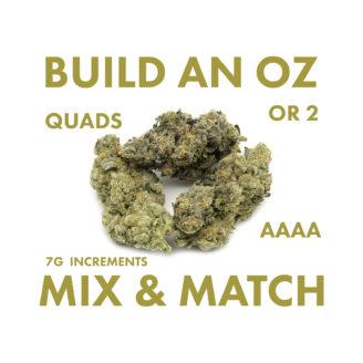Build an OZ – Mix & Match Quads – AAAA