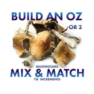 Build an OZ – Mix & Match – Magic Mushrooms