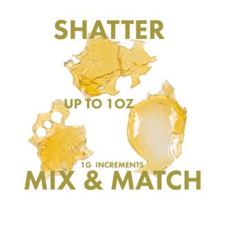 Mix & Match Shatter 14-28g