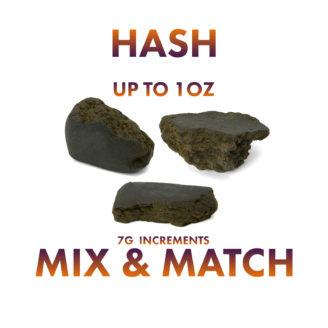 Build an OZ – Mix & Match Hash